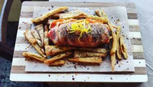Anemoloos Restaurant, Exo Gonia, Santorini