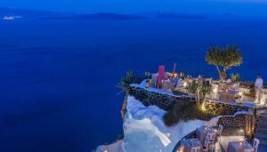 Lycabetus Restaurant, Oia, Santorini