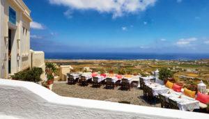 Metaxy Mas Restaurant, Exo Gonia, Santorini