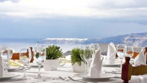 Pyrgos Restaurant, Pyrgos, Santorini