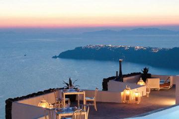 Santorini Stunning View