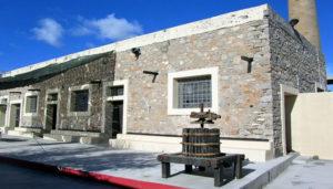 Gaia Santorini Winery, Exo Gonia, Santorini