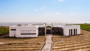 Vassaltis Vineyards, Vourvoulos, Santorini